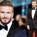 David Beckham phong độ 'ngất trời' trong lễ trao giải BAFTA