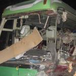Tai nạn xe khách thảm khốc: 10 người chết, 11 người bị thương