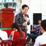 """PGS. TS Huỳnh Văn Sơn: """"Tôi đã khóc khi thăng hoa cùng người đọc sách"""""""