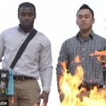 Chàng trai gốc Việt dập lửa bằng âm thanh lên báo Mỹ