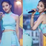 Suzy ngày càng gợi cảm, quyến rũ trên sân khấu
