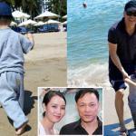 Vợ 9x Ngô Quang Hải lại úp mở khoe con trai hơn 1 tuổi