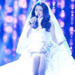Tuyệt đỉnh tranh tài 2015: Thủy Top hát live tốt bất ngờ