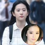 Lưu Diệc Phi 'đốn tim' fans với vẻ đẹp như nữ sinh