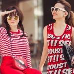 Yến Trang, Yến Nhi gây ấn tượng với street style 'chất lừ'