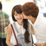 Khoảnh khắc ngọt ngào của B Trần và Quỳnh Anh Shyn