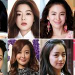 Những tượng đài nhan sắc xứ Hàn: Ngày ấy - bây giờ