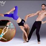 Cặp vợ chồng nổi tiếng nhờ công việc múa mạo hiểm