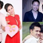 Sao Việt 'chồng biên, vợ diễn' - Người hạnh phúc, kẻ lận đận