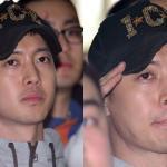 Kim Hyun Joong được 'hộ tống' nhập ngũ sau scandal