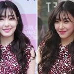 Tiffany vẫn đẹp rạng rỡ sau khi chia tay Nichkhun