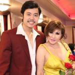 Vũ Hoàng Việt 'say lòng' trước vẻ gợi cảm của bồ tỷ phú