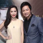 Hoa hậu Thu Hoài kín đáo tới chúc mừng Duy Trường 'thất tình'