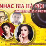 Dàn sao khủng hội ngộ tại đêm nhạc 'Bia Hà Nội 2015' tại Hải Phòng
