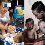 Những ông bố chăm con 'bá đạo' nhất Việt Nam