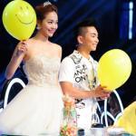 Minh Hằng - Phan Hiển đem cả 'tiệm tạp hóa' đi giành thí sinh