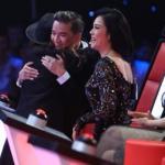 Đàm Vĩnh Hưng giúp Thu Phương lập kỷ lục tại 'Giọng hát Việt 2015'