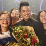 Trọng Hiếu đăng quang 'Vietnam Idol' mùa thứ 6