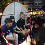 Hot girl hẹn 'đại chiến' khiến đường hoa Nguyễn Huệ tắc nghẽn