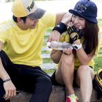 Trương Nam Thành - Hải Băng phát sinh tình cảm trên đường đua