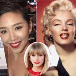 Tóc Tiên được Taylor Swift khen giống Marilyn Monroe