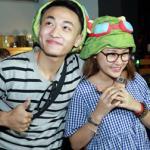Con gái Thanh Lam được bạn trai tháp tùng đi chơi