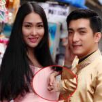 Chồng Phi Thanh Vân để lộ ngón tay từng bị chặt đứt để xin lỗi vợ