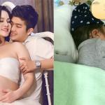 Nhật Kim Anh úp mở hình ảnh con trai mới sinh
