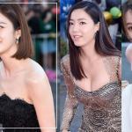 Kim Tae Hee đẹp như Nữ thần thảm đỏ bên dàn mỹ nhân