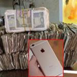 Vợ đem 18,5 triệu đồng tiền lẻ đi mua iPhone 6 Plus tặng chồng