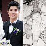 Nhật Kim Anh lần đầu khoe ảnh cận mặt con trai
