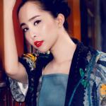 'Cá sấu chúa' Quỳnh Nga xinh đẹp hóa gái Nhật