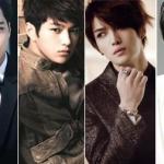 Chấm điểm khuôn mặt nam thần đại diện cho các thế hệ idol Kpop