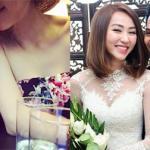 Ngân Khánh hạnh phúc bên chồng đại gia