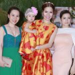 Nữ hoàng Doanh nhân Ngô Thị Kim Chi hội ngộ cùng dàn sao Việt tại sự kiện