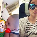 Mỹ nhân Việt và những khoảnh khắc thiêng liêng khi cho con bú