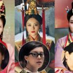 Soi mặt mộc của các mỹ nhân trong phim Mị Nguyệt truyện
