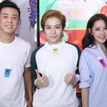 Gil Lê, Chi Pu và Huyme gây sốt khi so tài barista