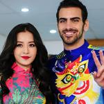Quán quân 'Next Top Mỹ' thổ lộ có tình cảm với Chi Pu