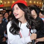 Giám khảo Chi Pu mừng giáng sinh 'Tỏa sáng cùng Panasonic Beauty'