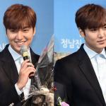 Lee Min Ho điển trai phong độ tại sự kiện