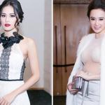 Bạn gái Cường Đô la 'đọ sắc' bên cạnh Angela Phương Trinh hở bạo