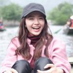 Minh Hằng xinh tươi khi đi du lịch Ninh Bình