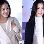 Kim Tae Hee đẹp quyến rũ, hút hồn không kém đàn em Han Hyo Joo