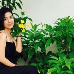 Việt Trinh khoe nhan sắc trẻ trung giữa thiên nhiên