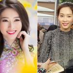 Nhan sắc thật của Hoa hậu Đặng Thu Thảo khi chưa được 'chỉnh sửa'
