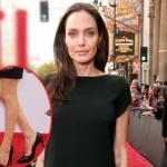 Angelina Jolie lộ thân hình xương xẩu tại sự kiện