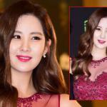 Thần tượng 'sạch' nhất xứ Kim chi bất ngờ diện váy khoe vòng một