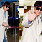 Lee Min Ho sành điệu, bị fans bao vây ở sân bay