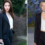 Lưu Diệc Phi thanh lịch với 'cây' hàng hiệu Dior